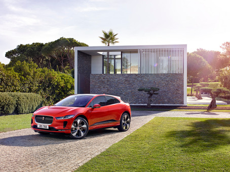 JAGUAR I-PACE WINS THREE TITLES AT THE INTERNATIONAL ENGINE + POWERTRAIN OF THE YEAR AWARDS 2019