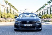 BMW 8-Series Convertible