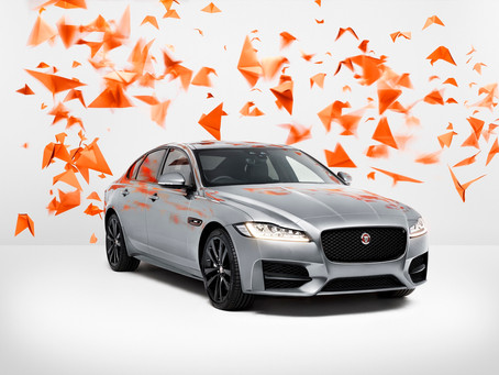 JAGUAR AND PHOTOGRAPHER RANKIN COLLABORATE TO CREATE STUNNING NEW ART
