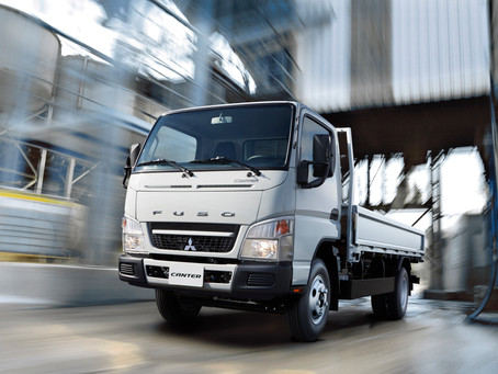Qatar Automobiles Company introduces special offer on the Japanese FUSO Canter Chiller