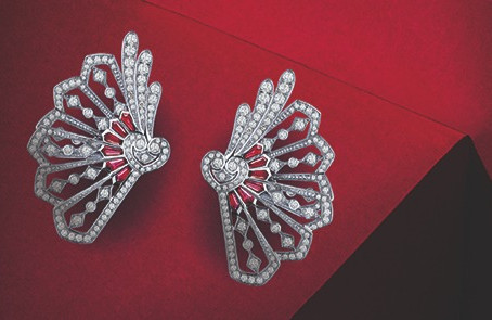 CELEBRATE QATAR NATIONAL DAY WITH JEWELLERY PIECES FROM GARRARD'S FANFARE COLLECTION