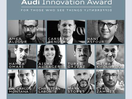 2019 Audi Innovation Award inspires record registrations