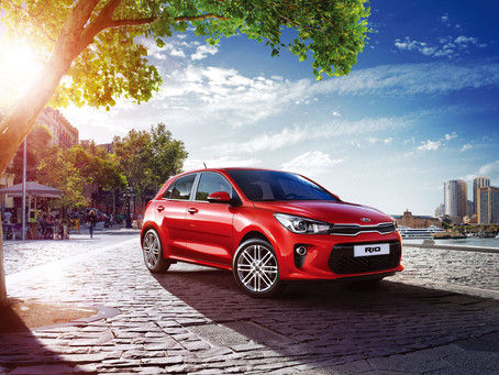 2018 KIA RIO OVERVIEW Dynamic, Stylish, Capable and Feature-Rich Subcompact Provides Tremendous Valu