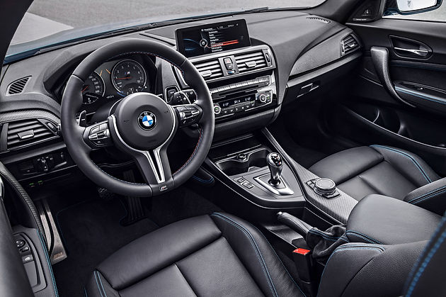 M2, Brutus  We take BMW's lithe high performance coupé for a spin at