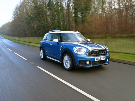 The all-new MINI Countryman to delight crowds at the Qatar Motor Show