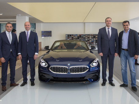 Alfardan Automobiles introduces the new BMW 8 Series Convertible and BMW Z4