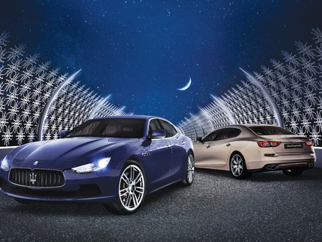 Maserati Qatar takes clients on a rewarding journey with exclusive Ramadan offer