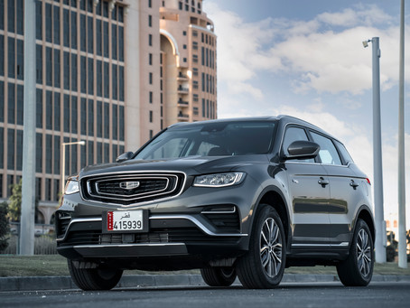 The all-new Geely Azkarra, Redefines the compact crossover segment!