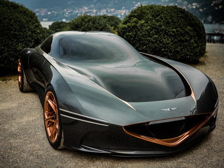 GENESIS ESSENTIA CONCEPT COMPLETES WORLD TOUR  AT MONTEREY CLASSIC CAR WEEK; ALL-NEW G70  LUXURY SPO