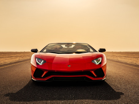 Lamborghini Aventador S Roadster named 'Best Supercar' at the 2019 Middle East Car of the Year Award
