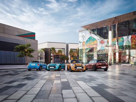 Alfardan Automobiles announces exclusive MINI offers to celebrate the arrival of Holy Month of Ramad