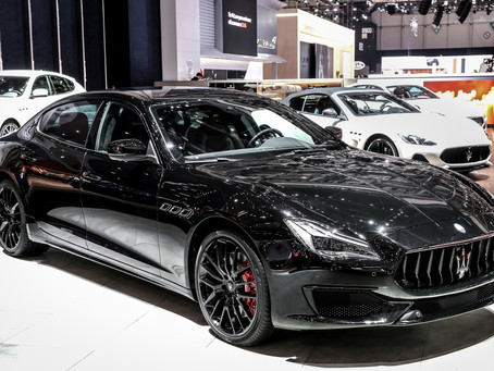 Maserati chooses 88th Geneva Motor Show for European premiere of Ghibli, Quattroporte and Levante Ne