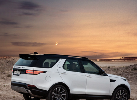 Land Rover Discovery , High Off-Road Performance & Terrain Capabilities