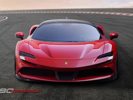 The Ferrari SF90 Stradale – the new series-production supercar  The most powerful Prancing Horse car