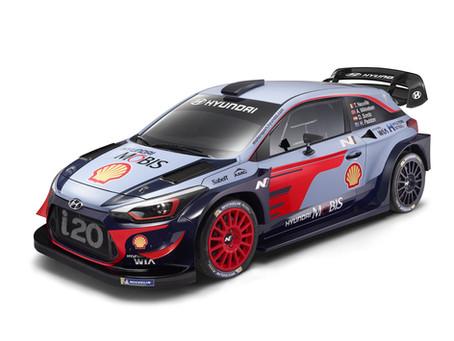 Hyundai Motorsport targets titles in 2019 FIA World Rally Championship
