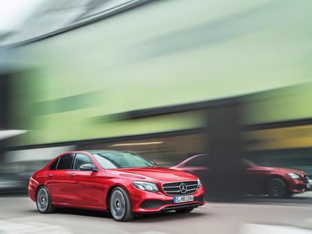The Mercedes-Benz E-Class:The most intelligent executive sedan