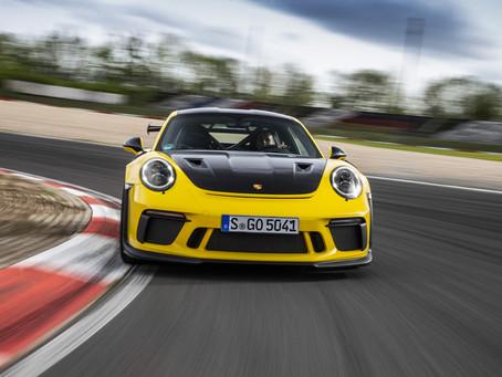 Porsche announces new delivery record