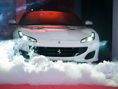 Alfardan Sports Motors Presents the Ferrari Portofino in Qatar