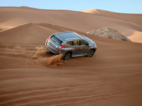 Qatar Automobiles Company launches Offer   on the Mitsubishi Montero Sport and Pajero