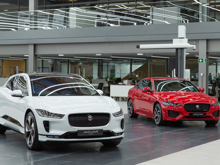 NEW JAGUAR DESIGN STUDIO:   JAGUAR OPENS THE DOORS TO ITS HEART AND FUTURE