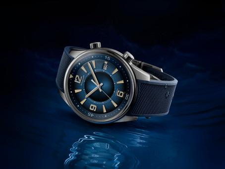 JAEGER-LECOULTRE PRESENTS A NEW  JAEGER-LECOULTRE POLARIS DATE IN LIMITED EDITION