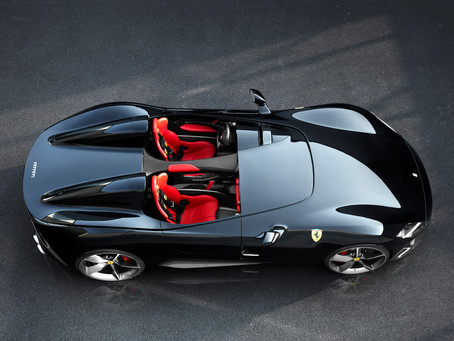 The Ferrari Monza SP1 and SP2 unveiled – the first models in a new concept of limited-edition specia