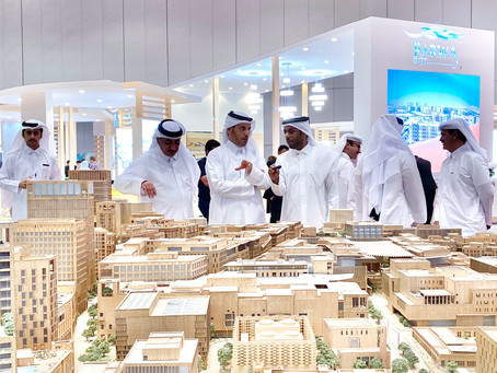 Msheireb Properties Wraps Up Cityscape Qatar 2019