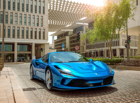 Ferrari f8 tributo - Capable, fast, and definitely furious!