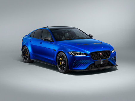 THE ULTIMATE Q-CAR: NEW TOURING SPECIFICATION FOR WORLD'S FASTEST PRODUCTION SEDAN, JAGUAR XE SV PRO
