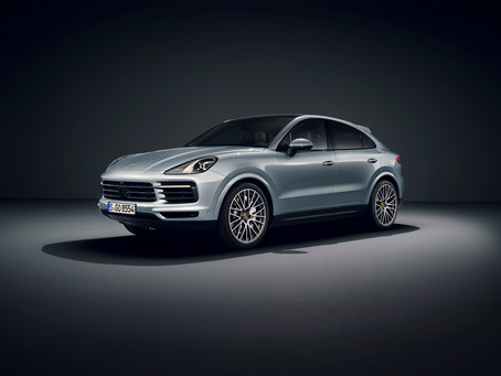 New Porsche Cayenne S Coupé with 440 hp now available for order