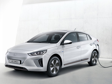 Hyundai Showcases Electric Future at Dubai International Motor Show