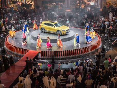 Alfardan Automobiles Unveils The All-New BMW X2 during exclusive event in Mall of Qatar.