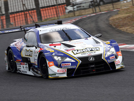 Lexus LC 500 steals the show in seventh round of the 2018 AUTOBACS SUPER GT500 with top-four sweep