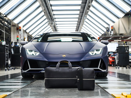 Automobili Lamborghini and Principe: licensing agreement for leather goods and a travel collection