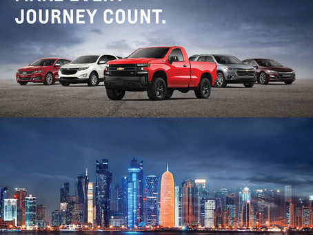 Chevrolet inspires customers to FIND NEW ROADSTM with exclusive new back-to-school offer