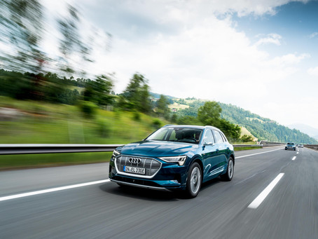 Ten countries in 24 hours: Audi e-tron on tour