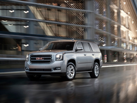 SIX REASONS WHY GMC'S 2019 YUKON IS THE IDEAL FAMILY-FRIENDLY VEHICLE