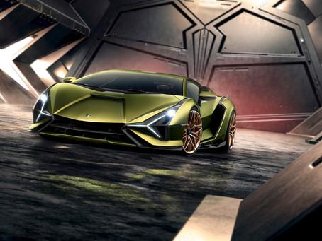 The Lamborghini Sián
