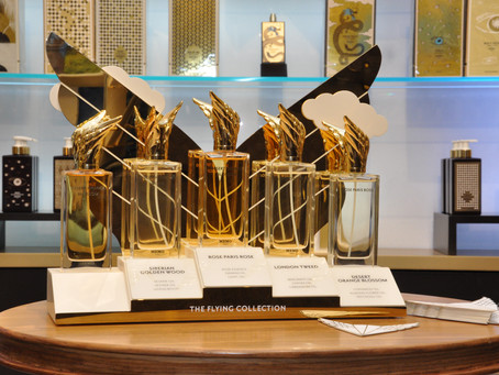 HARVEY NICHOLS DOHA AND MEMO PARIS LAUNCH A NEW AND EXCLUSIVE FRAGRANCE COLLECTION