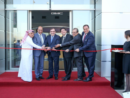 GMC inaugurates its new state-of-the-art showroom in Qatar