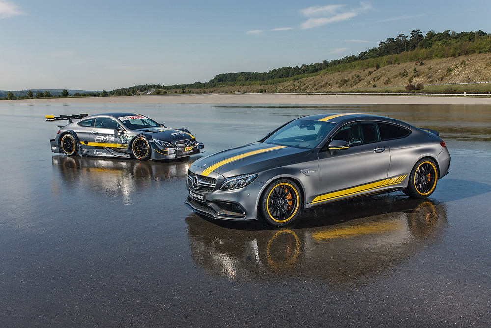 Mercedes AMG C63 Couple Edition 1 | Mercedes Qatar
