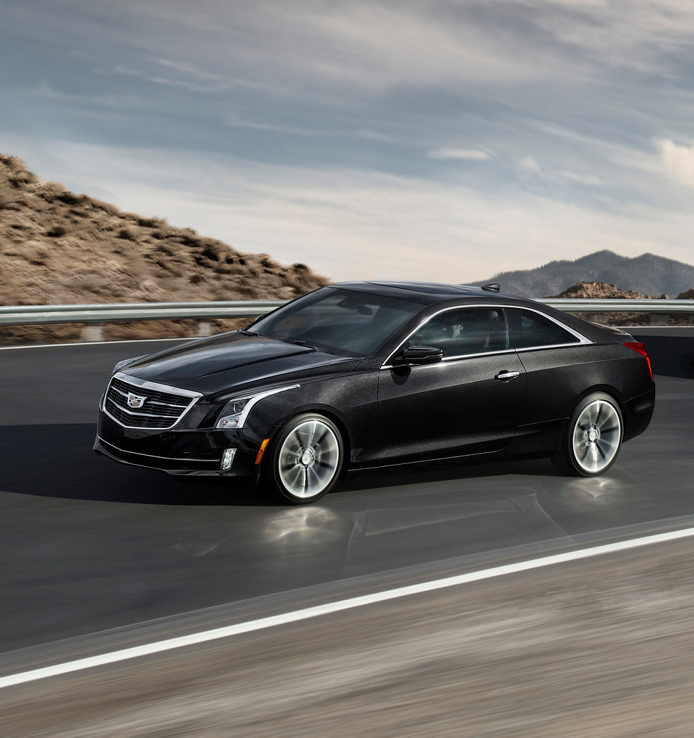 Cadillac Announces Middle East Arrival Of The 2019 ATS Model