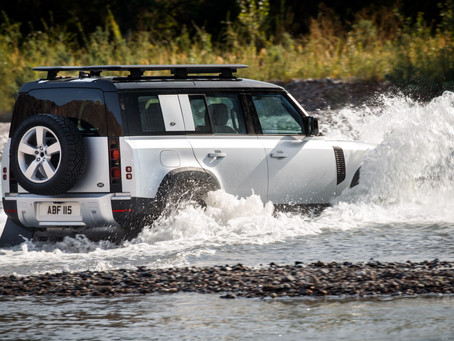 INTRODUCING THE NEW LAND ROVER DEFENDER:   REDEFINING BREADTH OF CAPABILITY