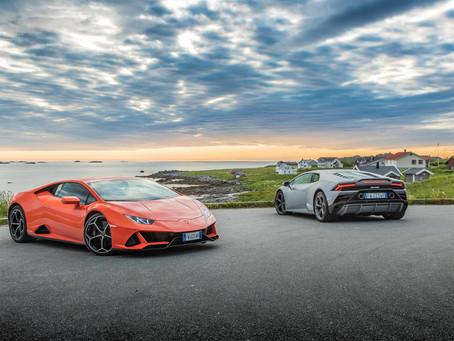 New production record for Automobili Lamborghini: in five years