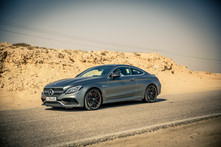 Mercedes AMG C63 S Reigns Supreme