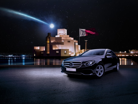 Nasser Bin Khaled Automobiles presents Special Offer on Mercedes-Benz cars