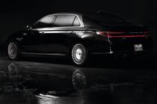 The Genesis G90 Living Proof of a Modern Luxury Sedan