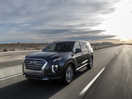 Hyundai to Unveil The All New Palisade and Sonata for Middle East and Africa Markets