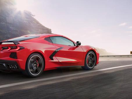 Chevrolet Corvette Stingray Named 2020 Motortrend Car of the Year