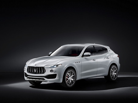 Five-Year Warranty and Service Package on Maserati vehicles in Middle East and Africa